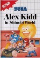Master System - Alex Kidd - in Shinobi World (Modul) (gebraucht)