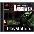 Playstation 1 - Tom Clancy's Rainbow Six (nur CD) (gebraucht)