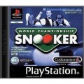 Playstation 1 - World Championship Snooker (nur CD) (gebraucht)