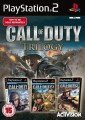 Playstation 2 - Call of Duty Trilogy (mit OVP) (gebraucht) USK18