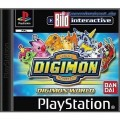 Playstation 1 - Digimon World (nur CD) (gebraucht)