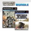Playstation 2 - Brothers in Arms Road to Hill + Earned in Blood (mit OVP) (gebraucht) USK18