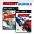 Playstation 2 - Burnout 3 - Takedown + Burnout Dominator (mit OVP) (gebraucht)