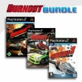 Playstation 2 - Burnout Revenge + Bournout 2: Point of Impact + Burnout 3 - Takedown (mit OVP) (gebraucht)