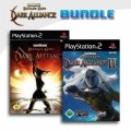 Playstation 2 - Baldur`s Gate: Dark Alliance + Baldur`s Gate: Dark Alliance 2 (mit OVP) (gebraucht)