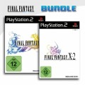 Playstation 2 - Final Fantasy X + Final Fantasy X-2 (mit OVP) (gebraucht)