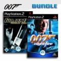 Playstation 2 - Golden Eye Rogue Agent + James Bond Nightfire (mit OVP) (gebraucht)