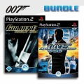 Playstation 2 - Golden Eye Rogue Agent + James Bond: Agent im Kreuzfeuer / Agent under Fire (mit OVP) (gebraucht)
