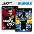 Playstation 2 - James Bond 2er Pack (mit OVP) (gebraucht)