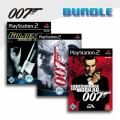 Playstation 2 - James Bond 3er Pack 1 (mit OVP) (gebraucht)