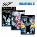 Playstation 2 - James Bond 3er Pack 3 (mit OVP) (gebraucht)