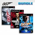 Playstation 2 - James Bond 3er Pack 4 (mit OVP) (gebraucht)