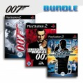 Playstation 2 - James Bond 3er Pack 5 (mit OVP) (gebraucht)