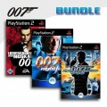 Playstation 2 - James Bond 3er Pack 6 (mit OVP) (gebraucht)