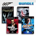 Playstation 2 - James Bond 4er Pack 1 (mit OVP) (gebraucht)