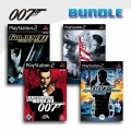 Playstation 2 - James Bond 4er Pack 2 (mit OVP) (gebraucht)