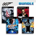 Playstation 2 - James Bond 4er Pack 3 (mit OVP) (gebraucht)