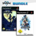 Playstation 2 - Kingdom Hearts + Kingdom Hearts 2 (mit OVP) (gebraucht)