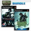 Playstation 2 - Medal of Honor: Vanguard + Medal of Honor Frontline (mit OVP) (gebraucht) USK18