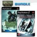 Playstation 2 - Medal of Honor Frontline + Medal of Honor - European Assault (mit OVP) (gebraucht) USK18