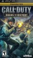 PSP - Call Of Duty Road To Victory (NEU & OVP) USK18