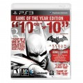 PS3 - Batman: Arkham City (Game of the Year Edition) (NEU & OVP)