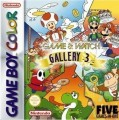 GameBoy Color - Game & Watch Gallery 3 (Modul) (gebraucht) AGQP