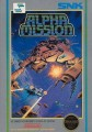 NES - Alpha Mission (US Import) (Modul) (gebraucht)