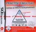 Nintendo DS - Practise English! - Face Everyday Training (mit OVP) (gebraucht)