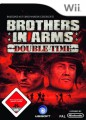 Wii - Brothers in Arms: Double Time (mit OVP) (gebraucht) USK18