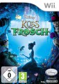 Wii - The Princess and the Frog (mit OVP) (gebraucht)