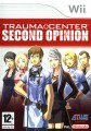 Wii - Trauma Center: Second Opinion (mit OVP) (gebraucht)