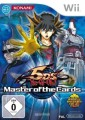 Wii - Yu-Gi-Oh! - 5D's Master of the Cards (mit OVP) (gebraucht)