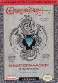 NES - Wizardry: Knight of Diamonds - The Second Scenario (US Import) (Modul) (gebraucht)