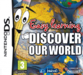 Nintendo DS - Easy Learning Discover Our World (NEU & OVP)