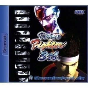 Dreamcast - Virtua Fighter 3tb (NEU & OVP) (SEALED)