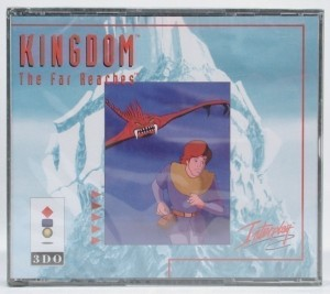 3DO - Kingdom The Far Reaches (NEU & OVP)