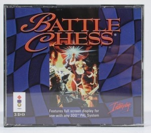 3DO - Battle Chess (NEU & OVP)