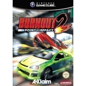 GameCube/Wii - Burnout 2 - Point of Impact (gebraucht)