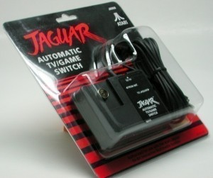 Atari Jaguar - Automatic TV/Game Switch (NEU & OVP)
