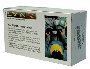 Lynx - Car Adapter (NEU & OVP)