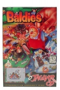 Atari Jaguar CD - Baldies (NEU & OVP)