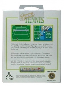Lynx - Jimmy Connors Tennis (Neu & Verschweit)