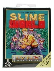 Lynx - Todd's Adventure in Slime World (NEU & OVP)