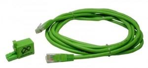 Xbox 360 - Ethernet Kabel (3m.) Neuware, BULK