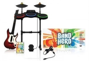 Xbox 360 - Band Hero Super Bundle (NEU & OVP)