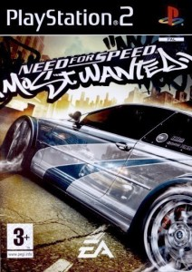 Playstation 2 - Need for Speed Most Wanted (mit OVP) (gebraucht)