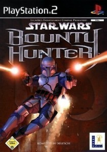 Playstation 2 - Star Wars - Bounty Hunter (mit OVP) (gebraucht)