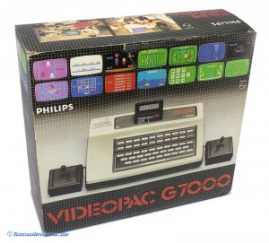philips g7000 videopac kaufen konsolenkost. Black Bedroom Furniture Sets. Home Design Ideas