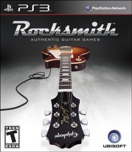 PS3 - Rocksmith inkl. Real Tone Kabel (NEU & OVP)